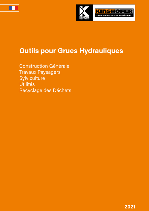 Catalogue Complet pour Grues